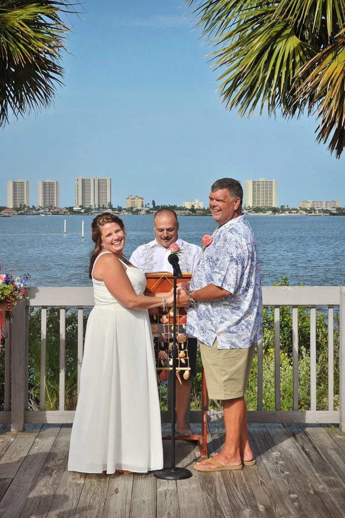 Riverside Pavilion Wedding