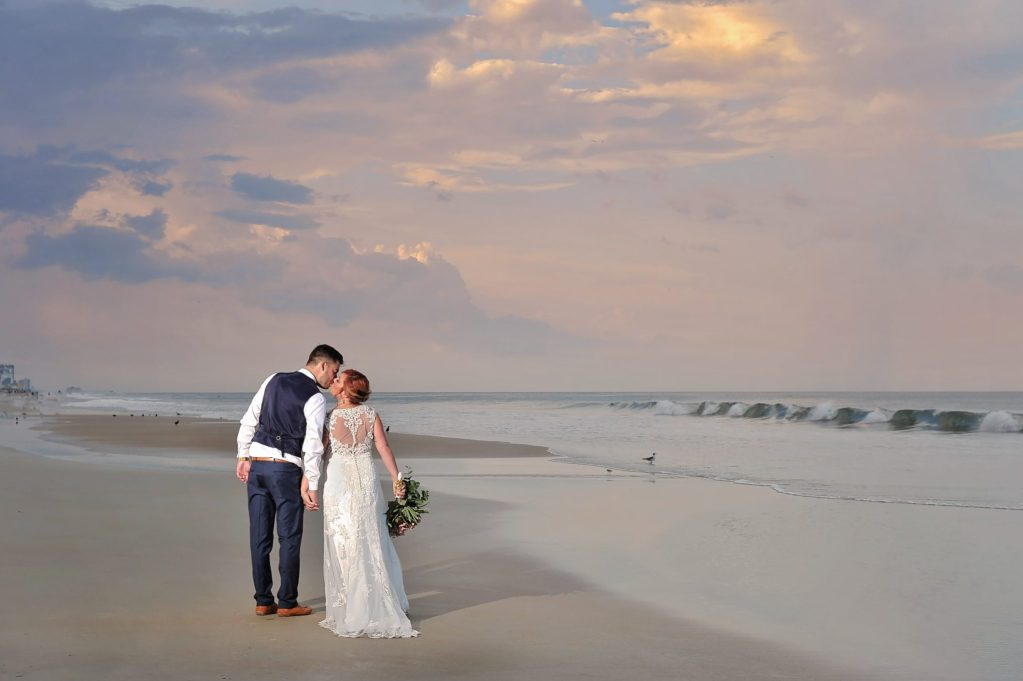 Destination Wedding at the shores resort