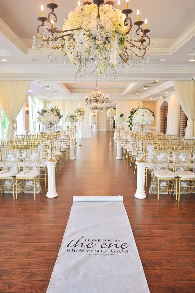 Wedding at the Crystal Ballroom Daytona Beach
