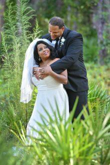 Bridezillas wedding on WeTV