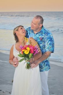 New Smyrna Beach Destination wedding