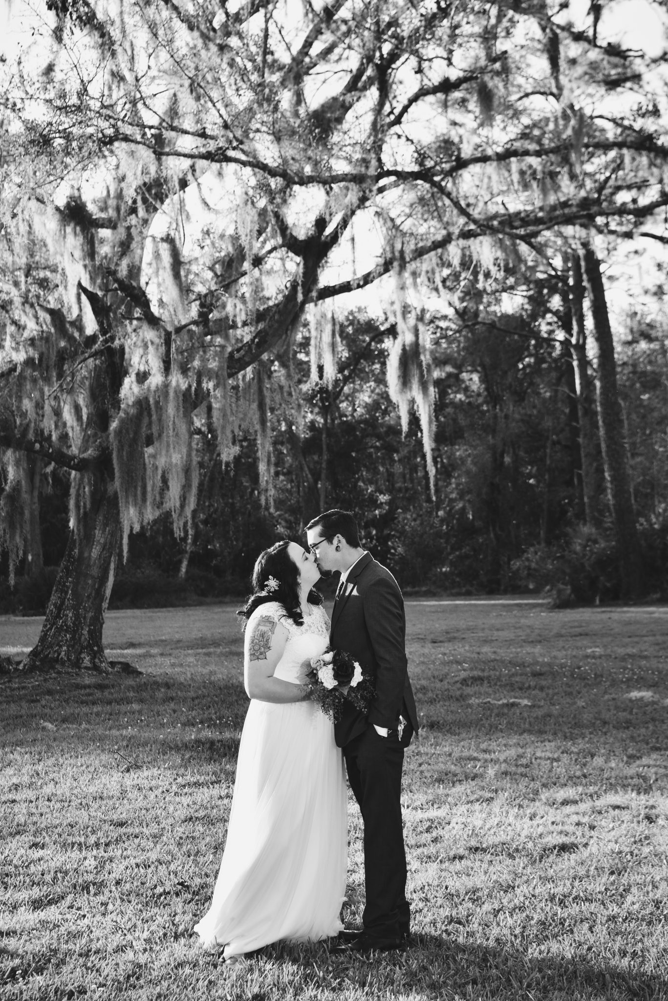 Rustic Wedding in Deland Florida
