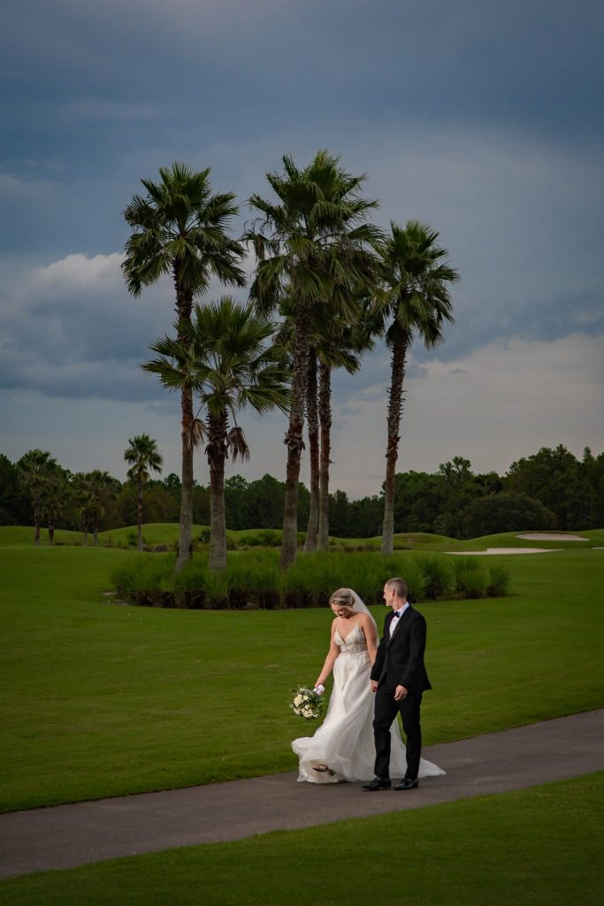 LPGA Daytona Beach Wedding