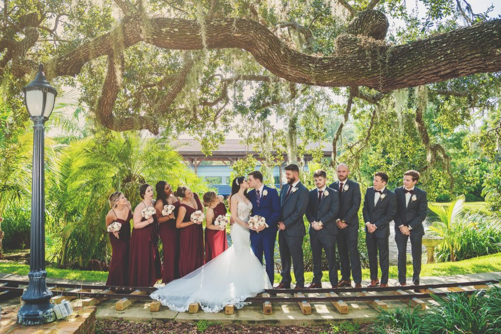 Port Orange Florida Wedding