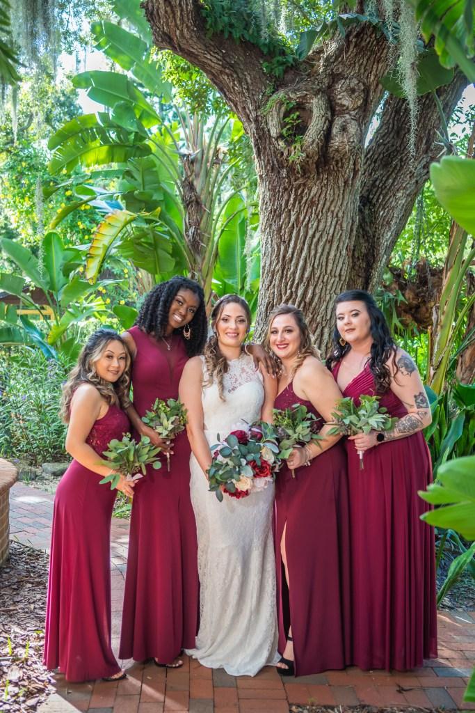 Florida Wedding - Estate on the Halifax