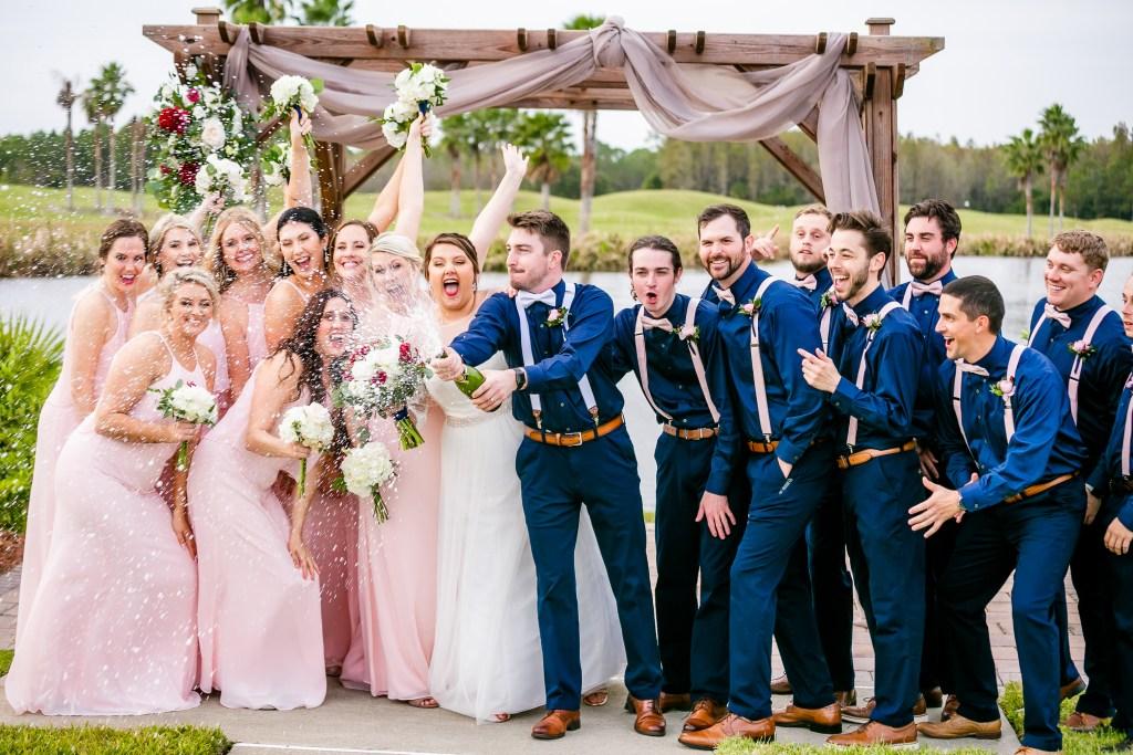 LPGA International Daytona Wedding