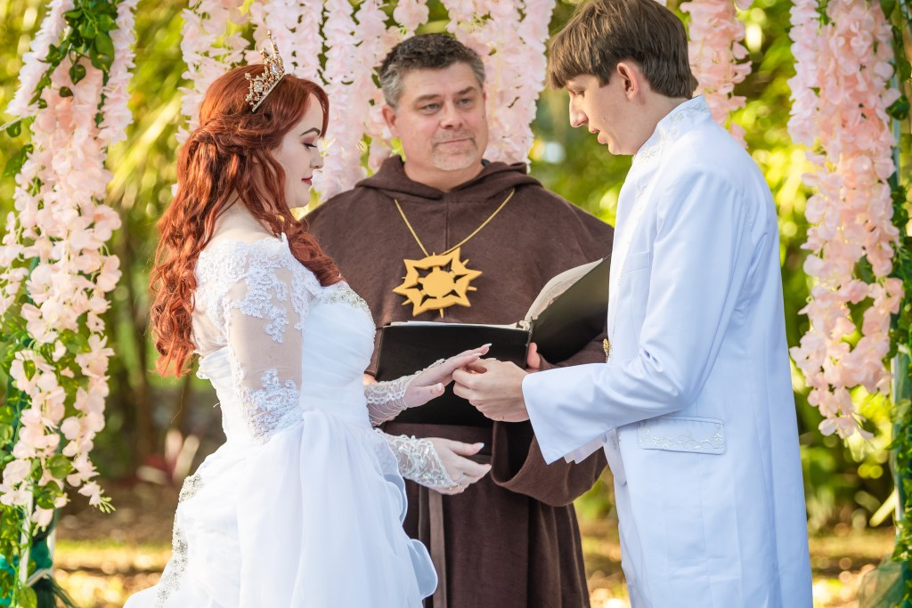 Dungeons and Dragons Wedding