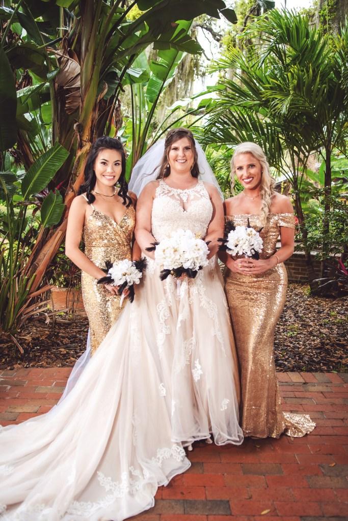 Vegas themed wedding